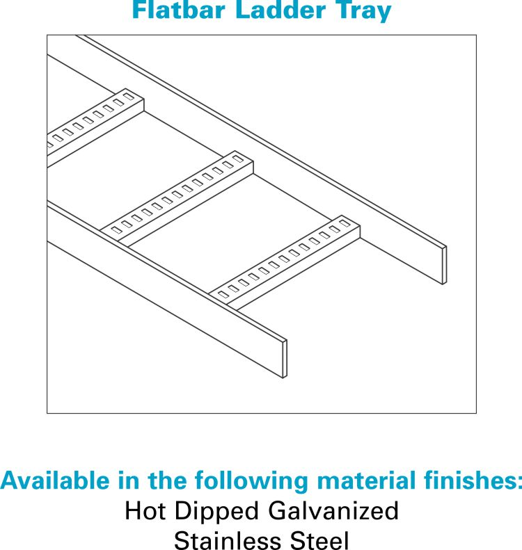 Flatbar Ladder Tray
